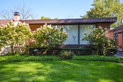 771 Broadview Avenue, Highland Park, IL 60035 - #: 10542042