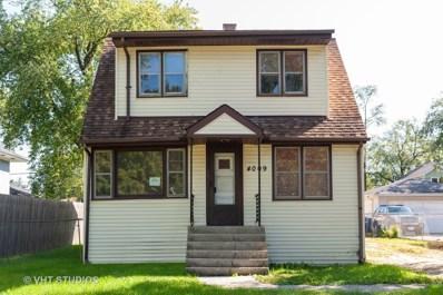 4009 N Grant Street, Westmont, IL 60559 - #: 10542060