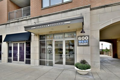 600 W Touhy Avenue UNIT 201, Park Ridge, IL 60068 - #: 10542061