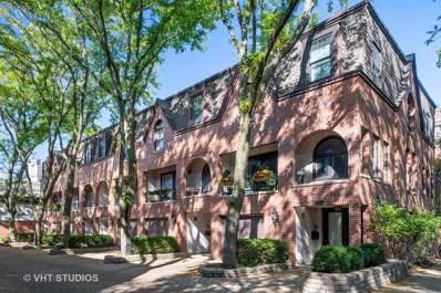 1648 N Burling Street UNIT D, Chicago, IL 60614 - #: 10542163