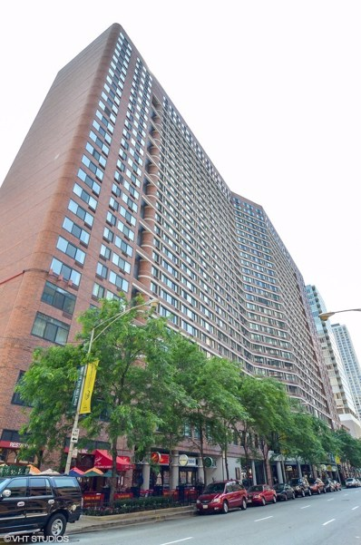 211 E Ohio Street UNIT 809, Chicago, IL 60611 - #: 10542565