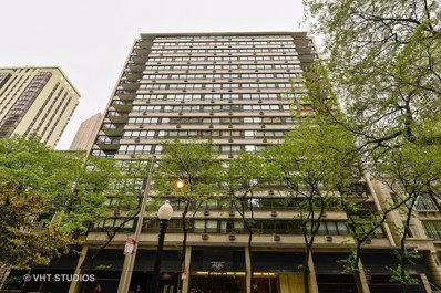 33 E Cedar Street UNIT 16D, Chicago, IL 60611 - #: 10542871