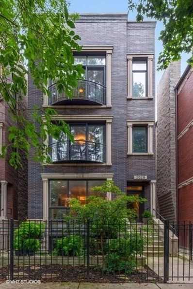 2029 W Rice Street UNIT 3, Chicago, IL 60622 - #: 10542879