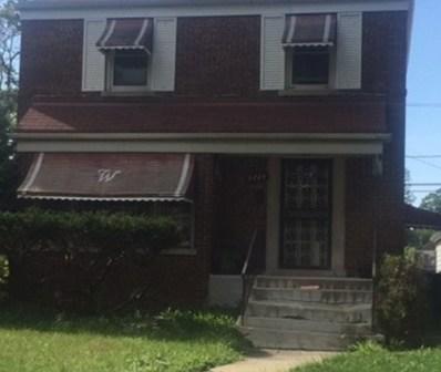 9224 S Justine Street, Chicago, IL 60620 - #: 10543067