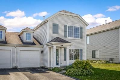 89 W Amberley Drive, Round Lake, IL 60073 - #: 10543076