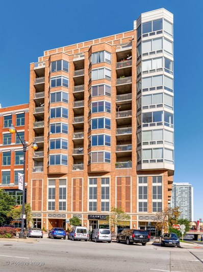 720 W Randolph Street UNIT 1104, Chicago, IL 60661 - MLS#: 10543185
