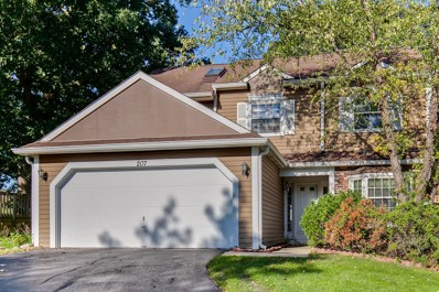 207 Ascot Lane, Streamwood, IL 60107 - #: 10543219