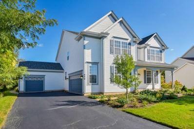 659 Vista Drive, Oswego, IL 60543 - #: 10543592