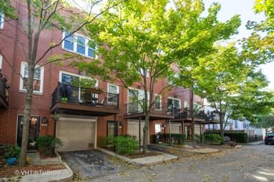 2805 N Wolcott Avenue UNIT D, Chicago, IL 60657 - #: 10543681