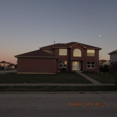 22855 Greenfield Boulevard, Richton Park, IL 60471 - #: 10543930