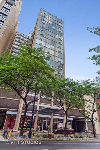 3110 N Sheridan Road UNIT 1701, Chicago, IL 60657 - #: 10544022