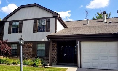 1251 Williamsburg Drive UNIT C-2, Schaumburg, IL 60193 - #: 10544228
