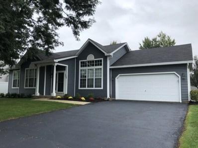 706 Richmond Drive, Oswego, IL 60543 - #: 10544585