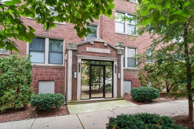 1633 W Columbia Avenue UNIT 1W, Chicago, IL 60626 - #: 10544631