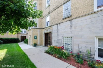 6507 N Mozart Street UNIT 1A, Chicago, IL 60645 - #: 10544793