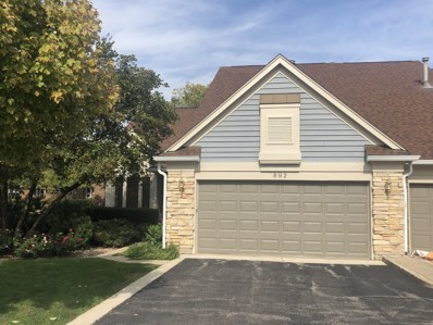 892 Island Court, Deerfield, IL 60015 - #: 10544845