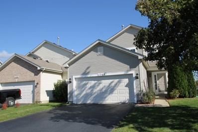 1769 S Fallbrook Drive, Round Lake, IL 60073 - #: 10544887