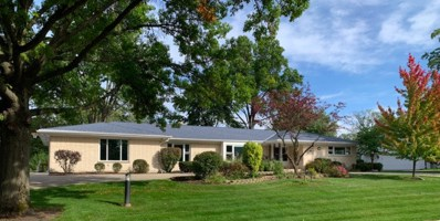 19 Chatham Lane, Oak Brook, IL 60523 - #: 10544908