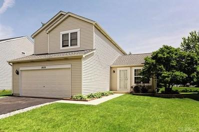 1959 Somerset Drive, Romeoville, IL 60446 - #: 10545071