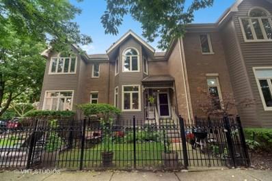 1248 W Fletcher Street UNIT I, Chicago, IL 60657 - #: 10545169