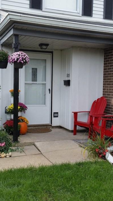 805 Wellington Avenue UNIT 0, Elk Grove Village, IL 60007 - #: 10545493