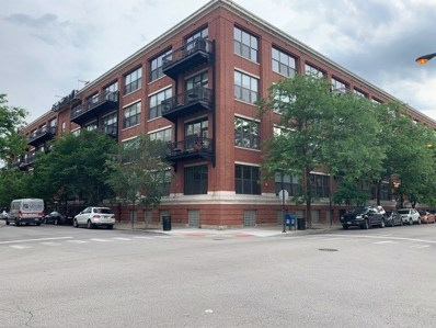 1040 W Adams Street UNIT 115, Chicago, IL 60607 - #: 10545671