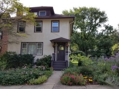 824 Ridge Terrace, Evanston, IL 60201 - MLS#: 10546113