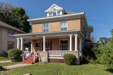 500 LAWRENCE Avenue, Elgin, IL 60123 - #: 10547258