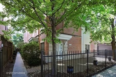 1815 N Sheffield Avenue UNIT D, Chicago, IL 60614 - #: 10547284