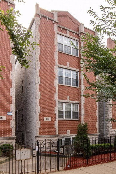 2315 W Harrison Street UNIT 3, Chicago, IL 60612 - #: 10547432