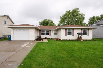 126 W Wrightwood Avenue, Glendale Heights, IL 60139 - #: 10547656