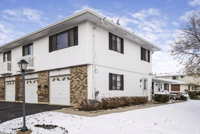 119 Fairlane Court UNIT D, Bloomingdale, IL 60108 - #: 10547777