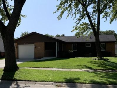 547 Bianco Drive, Elk Grove Village, IL 60007 - #: 10547898