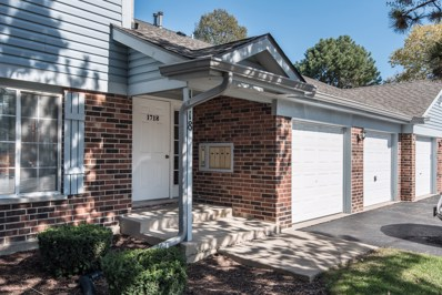 1718 Chesapeake Lane UNIT 6, Schaumburg, IL 60193 - #: 10548081