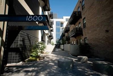 1800 W Grace Street UNIT 308, Chicago, IL 60613 - #: 10548133