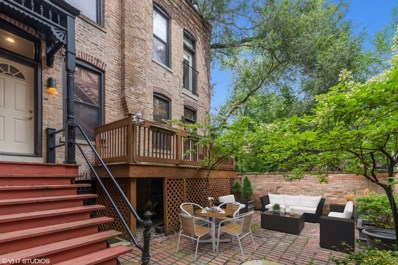 2826 N Orchard Street UNIT CH, Chicago, IL 60657 - #: 10548317