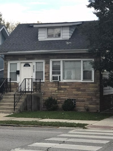 2101 N Narragansett Avenue, Chicago, IL 60639 - #: 10548373