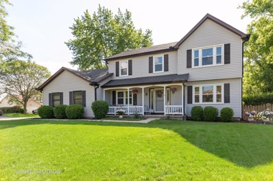 318 Claire Lane, Cary, IL 60013 - #: 10548826
