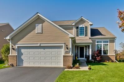 3583 Edgewood Lane, Carpentersville, IL 60110 - #: 10548987