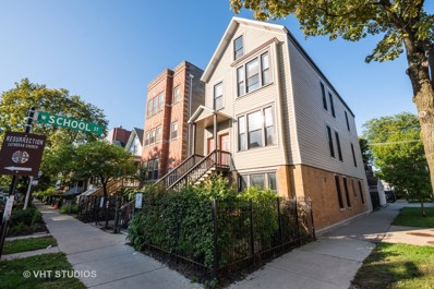 3258 N Racine Avenue UNIT 3, Chicago, IL 60657 - #: 10549135
