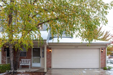 1429 Greens Court, Glendale Heights, IL 60139 - #: 10549712