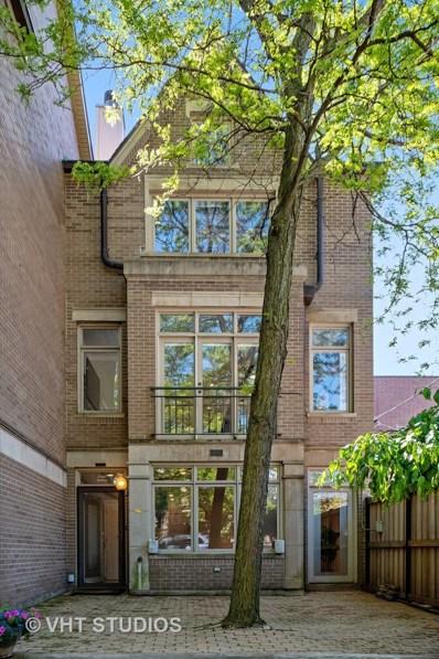 2734 N Janssen Avenue UNIT A, Chicago, IL 60614 - #: 10550636