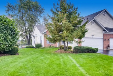 540 Woodhill Drive, Carol Stream, IL 60188 - #: 10551050