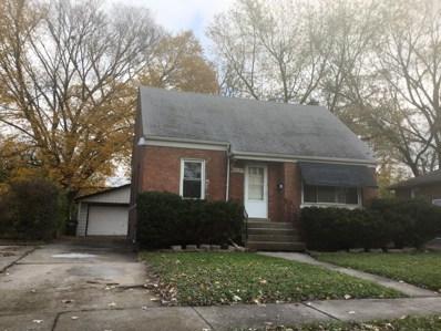 14123 Manor Avenue, Dolton, IL 60419 - #: 10551065