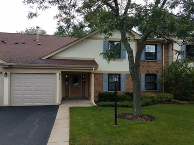 611 Ironwood Court UNIT B2, Wheeling, IL 60090 - #: 10551308