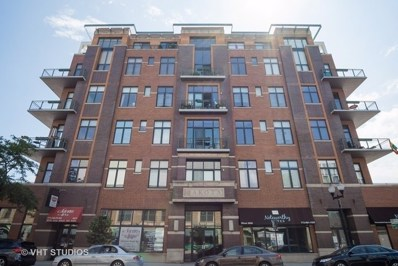 3631 N Halsted Street UNIT 513, Chicago, IL 60613 - #: 10551806