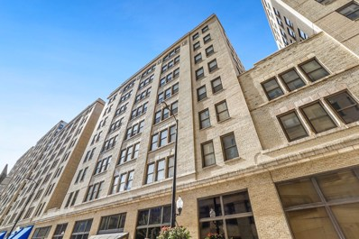 640 S Federal Street UNIT 807, Chicago, IL 60605 - #: 10551942