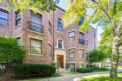 1518 Oak Avenue UNIT 2S, Evanston, IL 60201 - #: 10551961