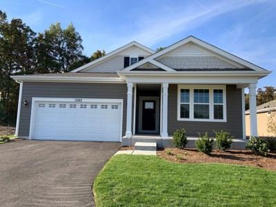 1380 Redtail Lane, Woodstock, IL 60098 - #: 10551981