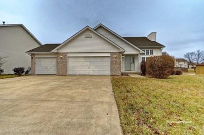 705 Golden Prairie Drive, Davis Junction, IL 61020 - #: 10552284